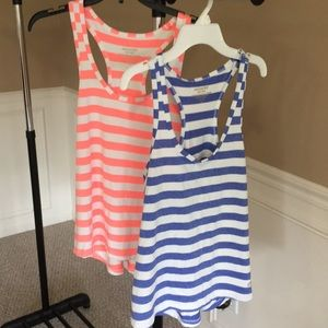 Size medium Marika workout tank tops